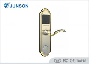 China Homes Keyless Electronic Digital Door Lock Water Resistance 6V DC on sale