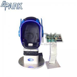 Cadeira do robô do vr de único Seat 9d para o cinema do grau VR da venda 360 para a venda