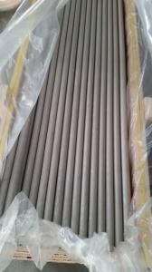 China Ferritic Stainless Steel ASTM A268 Seamless Stainless Steel Tubing Cold Drawn on sale