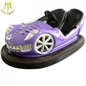 China Hansel hot selling  kids electric bumper car battery operated Bumper Car on sale