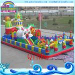 QinDa inflatable air bouncer, bouncy castle sales inflatable jumping bouncer for sale