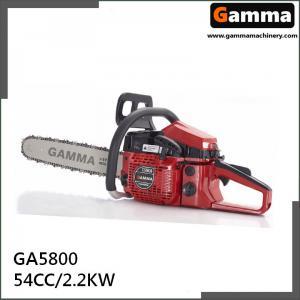 China chainsaw 5800, gasonline chain saw, Oregan guide bar, 54.4cc displacement on sale