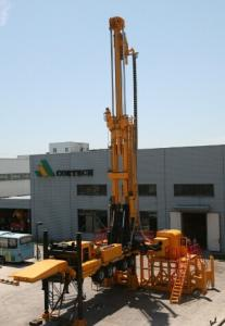 China Hydraulic CBM Drilling Rig With Braking System For Horizontal Drilling CMD100 on sale