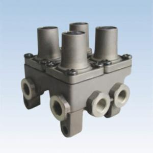China 934 702 210 0 valves de protection de circuit du camion quatre avec l'alliage d'aluminium, valves de frein on sale