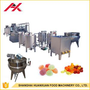 China 380v 43kw Effective Candy Making Equipment For Ball Lollipop Making Line on sale
