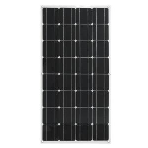 China Mono 100 Watt Solar Panel , Polycrystalline RV Flexible solar panels PV Solar Panel For Home Use / Roof Cart on sale