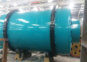 China Three Drum Rotary Drum Dryer Mineral Dryer Plant 1500 Shell Diameter on sale