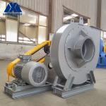 High Volume Anti Fraying Forward Flue Gas Denitrification Cement Fan