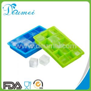 China OEM Factory Wholesale 15 Cavities Silicone Mold/Ice Cream Tool on sale