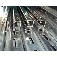 JG/T3045-1998 Zinc Plating Steel C Profile Stainless Steel C Channel