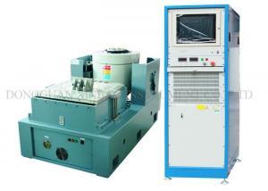 China OEM Vibration Integrated Test Machine , Vibration Shaker Table Systems 600kgf Random Thrust on sale