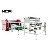 Multi Purpose Rotary Heat Press Machine , High Speed Roll To Roll Sublimation Machine