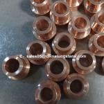 High Hardness Copper Tungsten Alloy Switch Contact W75cu25 Iso 9001 Passed