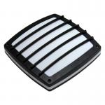 30W 6000K Outside Bulkhead Lights with grill for steam room , 5 years warranty