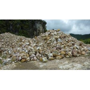 China 95% BaSO4 Barite Baryte API 13A for Weighing Agent / Drilling Mud on sale