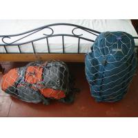 Hand Made Luggage Security Mesh , Durable Backpack Security Net SGS Approved