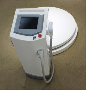 China Vertical 808nm Diode Laser Hair Removal Equipment For Permanently Hair Removal on sale