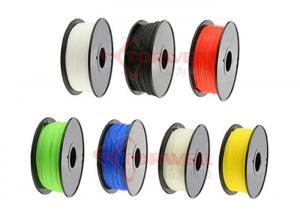 China 1.75 ABS 3D Printer Materials Filament , 28 Colors 1kg Spool on sale