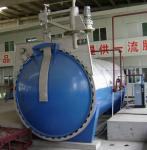 Glass Laminating Autoclave with electrial hydraulic pressure opening door for laminated glass