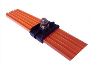 China Add To CompareShare High Tro Reel System 4 Pole Seamless Copper Conductor Rail For Crane on sale