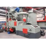 Residue Free Wire Mesh Shot Blasting Machine Surface Preparation Equipment