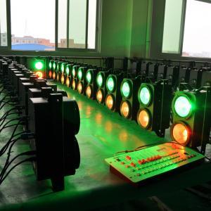 China Free shipping High quality Guangzhou 2 Eyes 200W COB LED DMX LED Blinder Lighting on sale