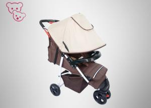 China One Hand Folding Baby Sport Strollers Big Full Canopy For 0 - 3 Years Old on sale