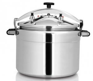 China 18cm Diameter 3 L Home Aluminum Gas Pressure Cooker BY-PC818 on sale