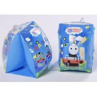 Blue pvc 6P plastic kid inflatable toys , customized water inflatable baby toys