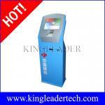 Slim public internet kiosk custom kiosk design  TSK8008