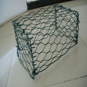 China pvc gabion basket on sale