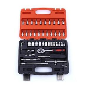 China 46PCS Auto Body Repair Tools Set Socket Tool Set on sale