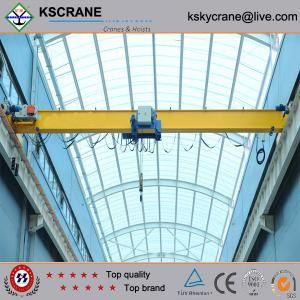 China 10t Safe and Reliable LD Model European Single Girder Crane on sale