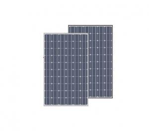 China Parking Lots PV Solar Panels 255 Watt Solar Cells With Metal Bracket on sale