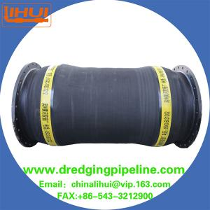 China suppliers factory directly provide large diameter dredge rubber hose on sale
