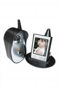 China Wireless Villa Video Door Phone Intercom With 3.7v Lithium Battery on sale