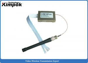 China 500mW FSK Wireless Data Modem VHF / UHF Transceiver Module Long Range on sale