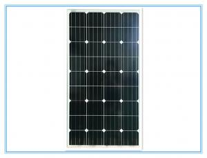 China 120watt Mono Solar Panel for Home Use China Factory Made in Goldsun on sale