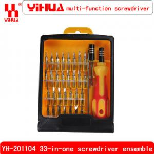 China 33 in 1 YH-201104 multifunction screwdriver sleeve combinations tool on sale