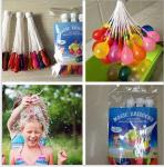 ounch water balloons  fill 100pcs in one minute