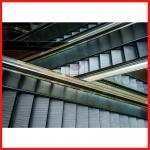 Outdoor / Indoor High Speed Elevator Heavy Type For Large Passenger 0.5m / S