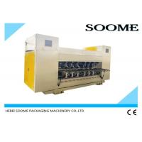 NC Computer Control Thin Blade Slitter Scorer Machine For Packaging 12 Months Warranty