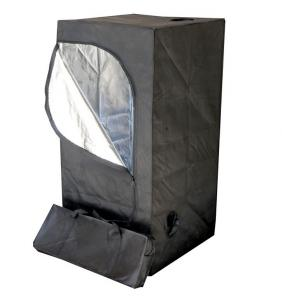 China 600D Oxford Cloth 2×2 Hydroponic Mylar Grow Tent with High Reflective for Indoor Horticulture on sale