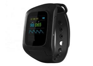 China Diabetic Testing Equipment Medical Portable Intelligent Snore Stopper Watch Black Color Custom Logo on sale