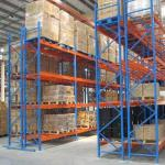 Steel Q235B Heavy Duty Pallet Storage Racks