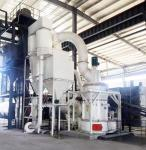 China HCQ Reinforced Grinding Mill Raymond Grinding Machine Calcium Carbonate Mill  carbon crusher Talc Powder Roller mill wholesale
