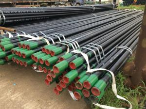 China K55 casing pipes qualified for API 5CT specs on sale