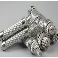 Overhead Electrical ACSR Aluminum Conductor Steel Reinforced IEC61089 BS215 ASTM B232