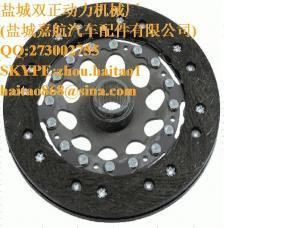 Sachs 1862 870 002 Kupplungsscheibe