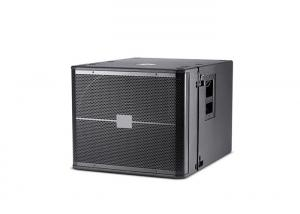 "China High Powered Subwoofer Speakers , Single 18"" 800 Watts Stage Audio Equipment on sale"